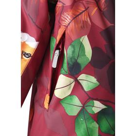 Reima Langnes Combinaison D'Hiver Enfants en bas âge, lingonberry red